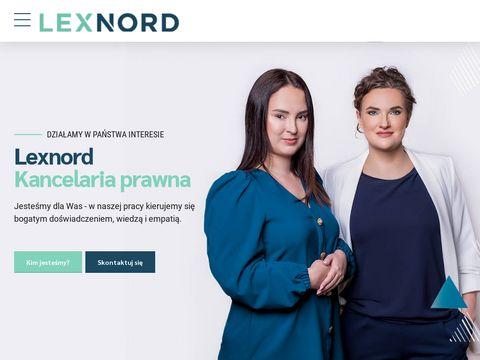 Lexnord.com adwokaci