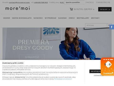 Moremoi.com sklep internetowy