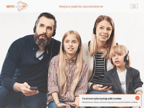 Movitech.pl urządzenia do zwiedzania