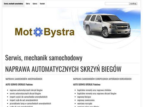 Motobystra.pl - auto serwis Bielsko-Biała