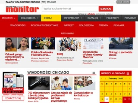 Monitorlocalnews.com ogłoszenia