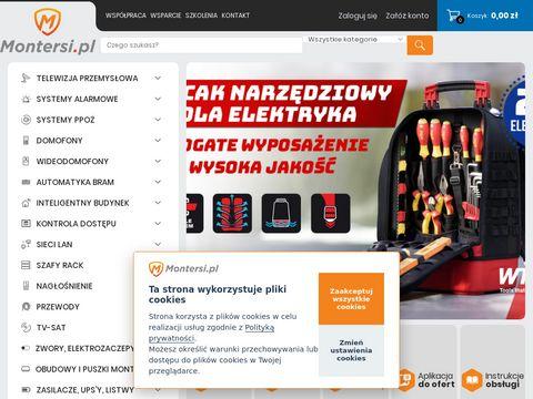 Montersi.pl - szlabany