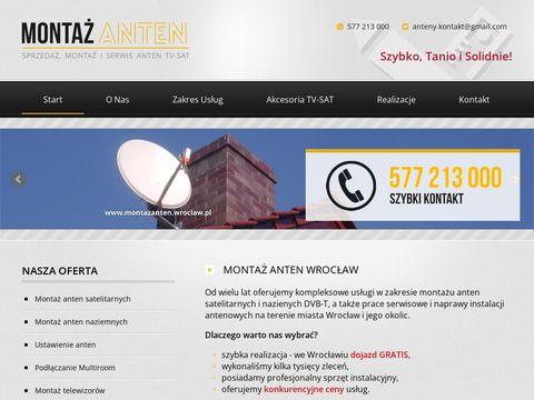 Montazanten.wroclaw.pl