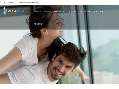 Montaz-okien.com bramy Lublin
