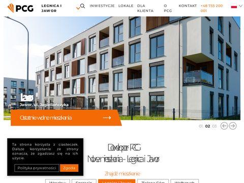 Modernbud - mieszkania na sprzedaż Legnica