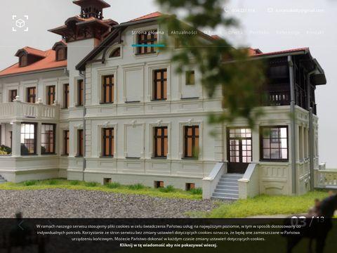 Model-Art.pl makiety architektoniczne domów