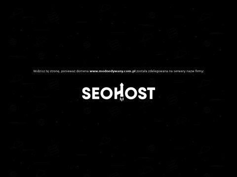 Modnedywany.com.pl sklep z dywanami
