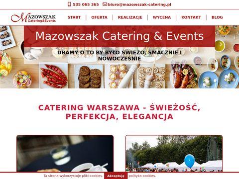 Mazowszak Catering
