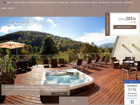 Mazowszemedispa.com turnusy odchudzające