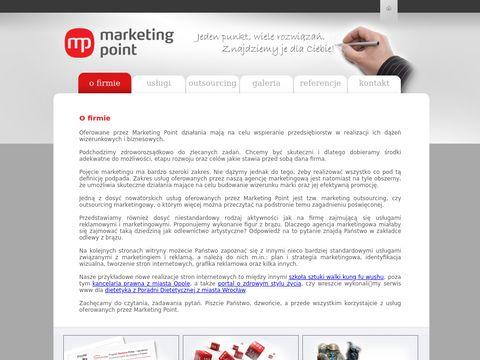 Agencja marketingu i ousourcingu