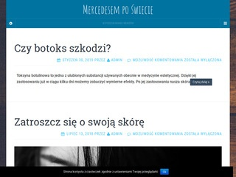 Mercedesem.pl taxi bagażowe Szczecin