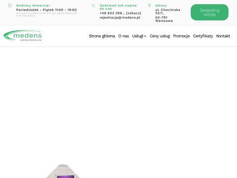 Medens.pl stomatologia