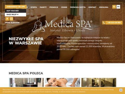 Medica SPA Warszawa