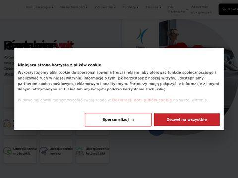 Mfind.pl - ubezpieczenie samochodu kalkulator