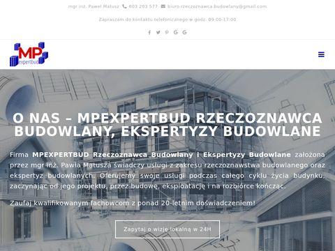 Mpexpertbud.pl ekspertyzy budowlane