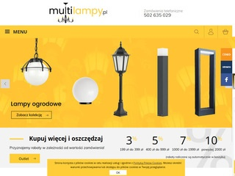 Multilampy.pl podłogowe