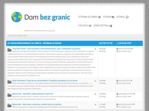 Nieruchomosci-zagranica.com forum Niemcy