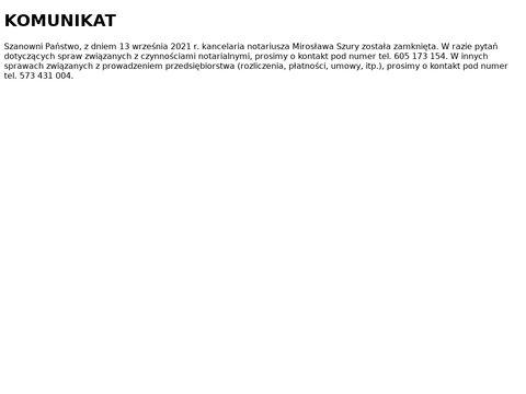 Notariusz-silesia.pl