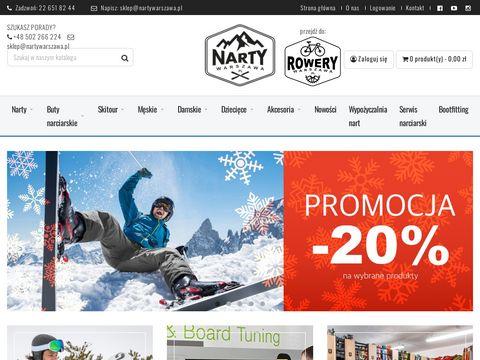 Nartywarszawa.pl - okulary narciarskie