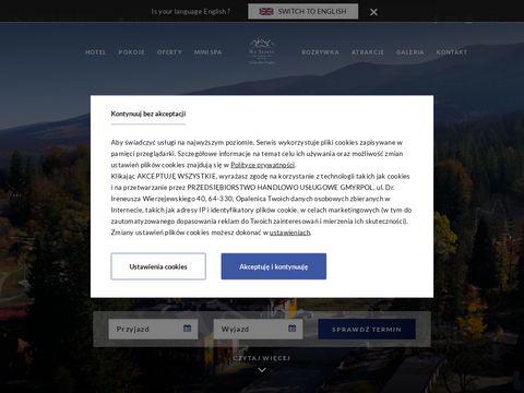 Naskarpie.net - hotel Szklarska Poręba