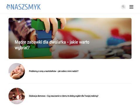 Naszsmyk.pl - akcesoria dziecięce