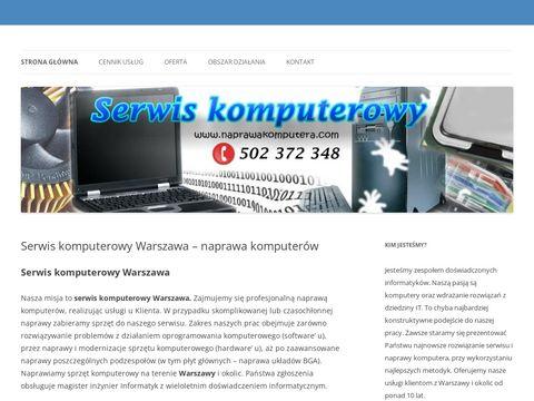 Naprawakomputera.com serwis