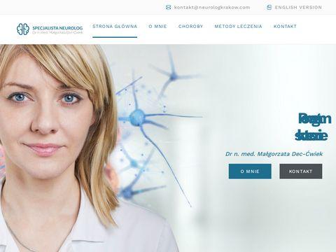 Neurologkrakow.com