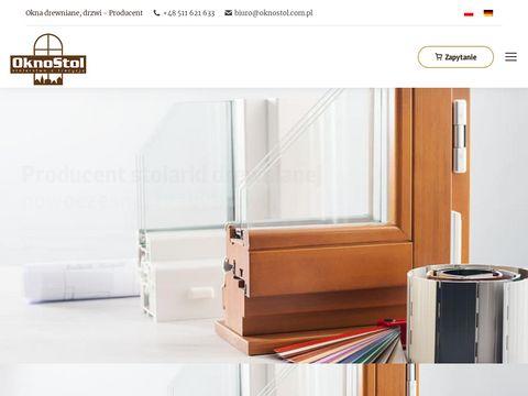 Oknostol.com.pl producent okien drewnianych