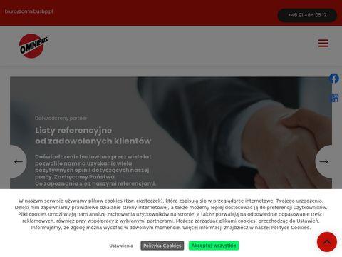 Omnibus usługi księgowe Szczecin