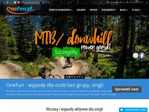 Wakacje dla singli onefun.pl