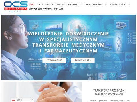 Ocs.pl transport paletowy