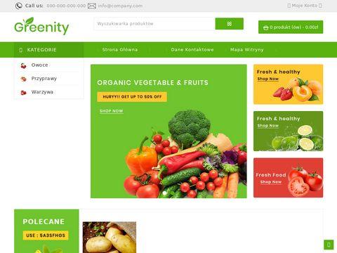 Organicznysklepik.pl - eko żywność