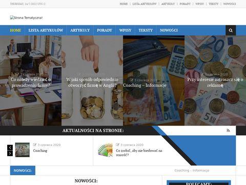 Pitfree.pl blog