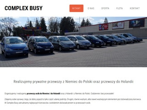 Pilatransport.pl przewozy osób Szczecin Niemcy