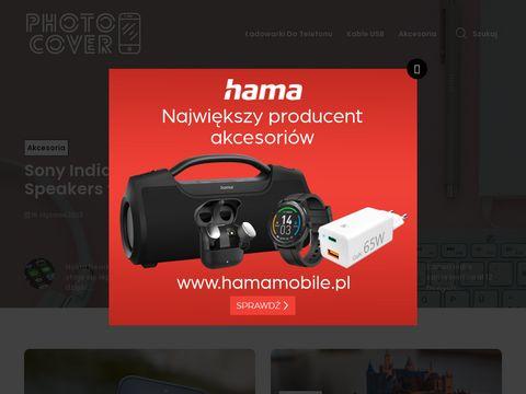 Photocover.pl - oprawy na smartfony