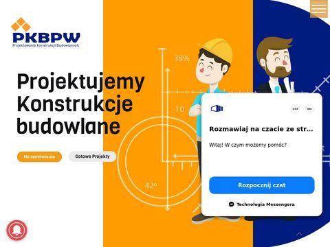 Pkbpw.pl - konstrukcje stalowe