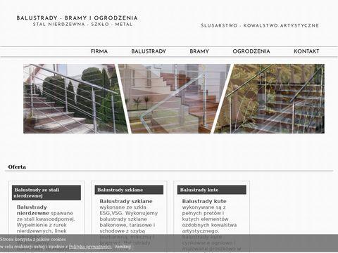 Pk-inox.pl - bramy i ogrodzenia
