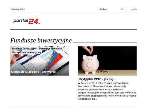 Portfel24.eu kredyt przez net