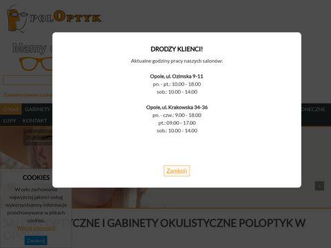 Poloptyk soczewki progresywne Opole