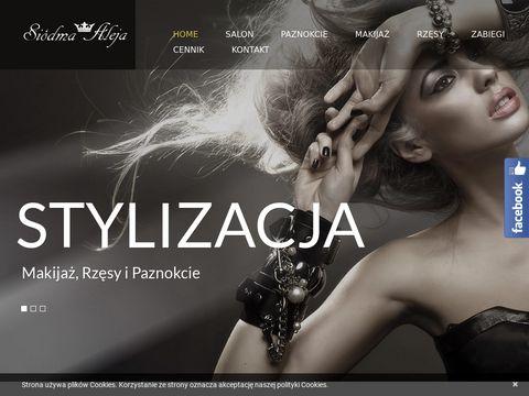 Paznokcie.bizn.pl profesjonalne wykonywanie