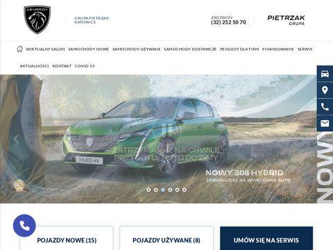 Peugeotpietrzak.pl Katowice