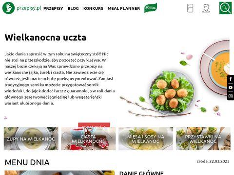 Przepisy.pl kulinarne