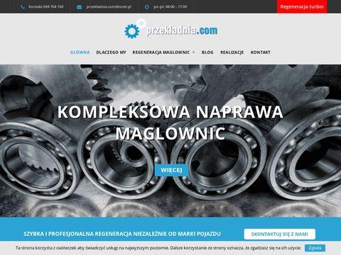 Przekladnia.com naprawa maglownic