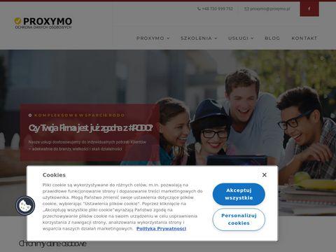 Proxymo.pl szkolenie IOD