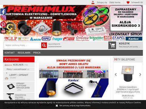 Premiumlux.pl lampy wiszące
