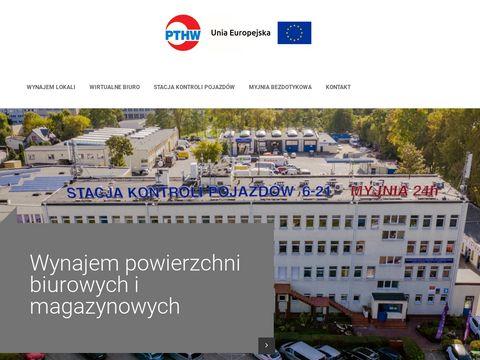 Pthw.lublin.pl magazyny do wynajęcia