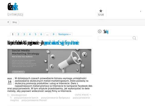 Cku.pl blog firmowy artykuły branżowe