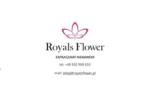 RoyalsFlower.pl kwiaciarnia internetowa Kraków