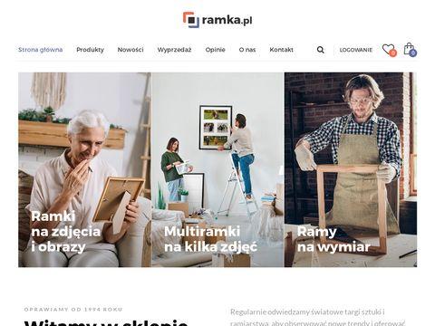 Ramka.pl na obrazy