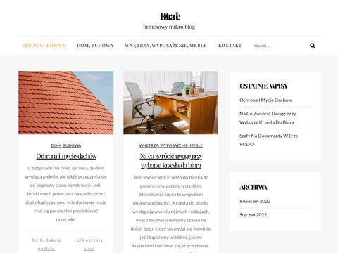 Rztrade.pl wykładziny do obiektów handlowych